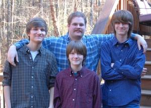 the boys A