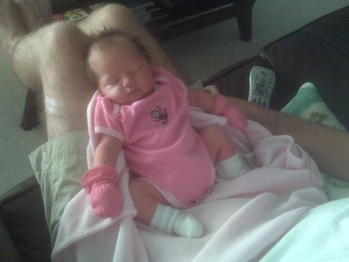 Baby Kaylee
